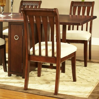 Bad credit financing Caress Side Chair (Set of 2)...