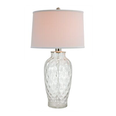 "Glass 29"" Table Lamp"