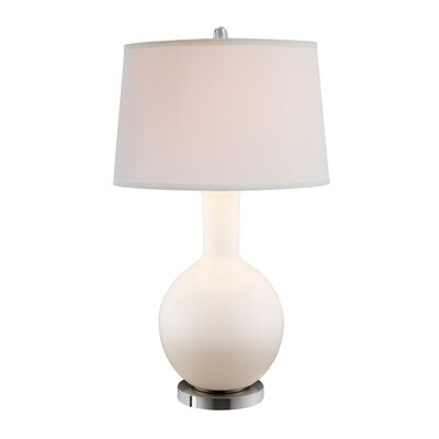 "Glass 29.5"" Table Lamp"