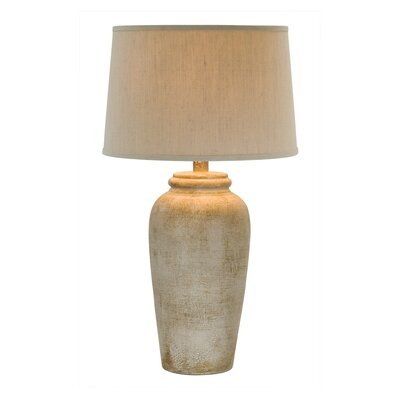 30.5 Table Lamp Base Color: Sand Stone