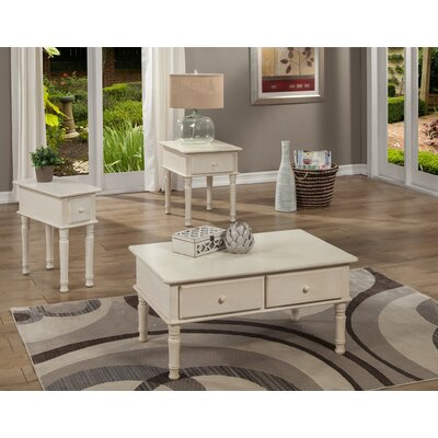 Kinsler 3 Piece Coffee Table Set