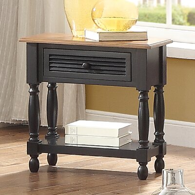 Hermila End Table