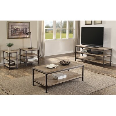 Corunna 4 Piece Coffee Table Set