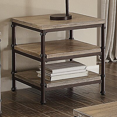 Corunna End Table