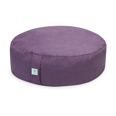 Zafu Teal Bean Bag Chair Upholstery: Purple