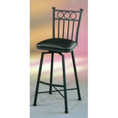 Bad credit financing Bostonian Swivel Barstool with Touc...