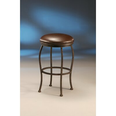 Financing Island Falls Backless Barstool Heig...