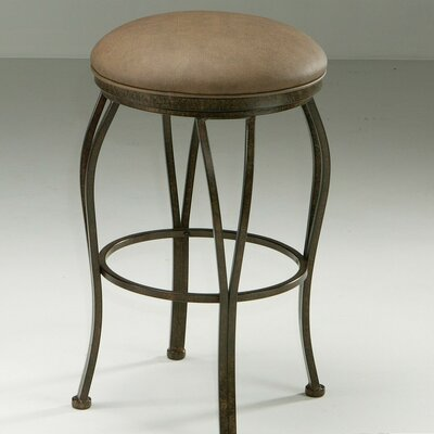 In store financing Lexington Backless Barstool...