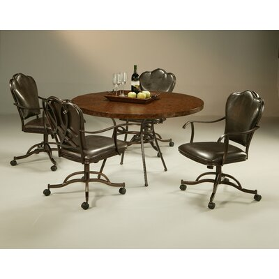 dining room furniture cast dining room chairs with casters
