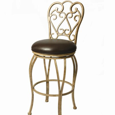 "Lease to own Magnolia Barstool Size: 30""..."