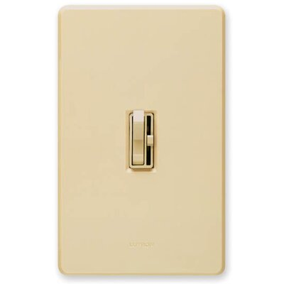 Toggler Preset 3-Way Dimmer Finish: White