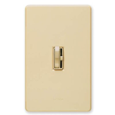 Toggler Preset Dimmer Finish: White