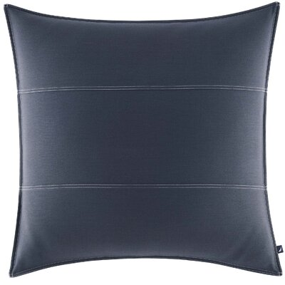 Seaward European Sham Color: Navy