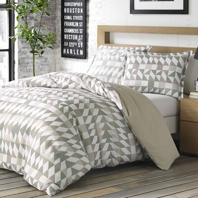 Jamiya Duvet Set Size: Full/Queen