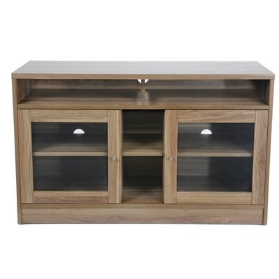 47 TV Stand Color: Walnut Laminate