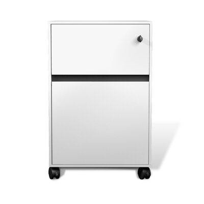 Collection Drawer Mobile Vertical Filing Cabinet 1226 Product Image