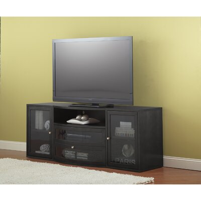 VIP Collection 79 TV Stand Color: Espresso