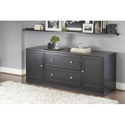 VIP Collection Sideboard Finish: Black