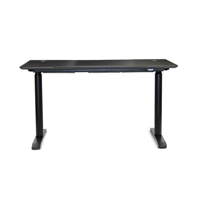 Height Adjustable Desk Color: Espresso Product Photo 650