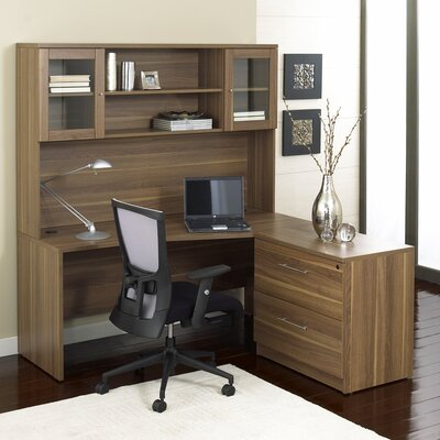 Pro X 3-Piece L-Shape Desk Office Suite Product Image 433