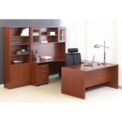 U Shape Desk Office Suite Buragate Product Picture 1088