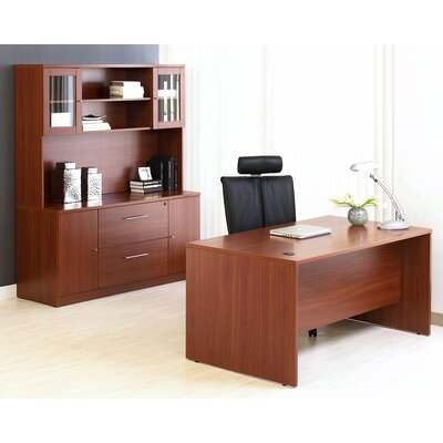 100 5-Piece Standard Desk Office Suite Product Picture 130