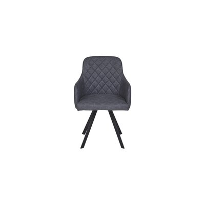Kareem Quebec Upholstered Dining Chair (Set of 2)