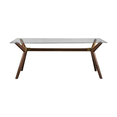 Nicholas Glass Dining Table