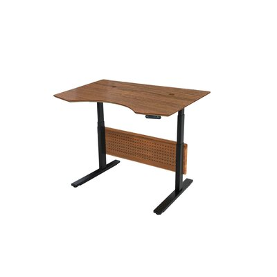 Stand Series Prestige Wood Height Adjustable Standing Desk Sit Product Picture 2799