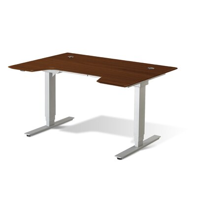 Standing Desk in Wood 714098 Finish: Cherry Product Picture 130