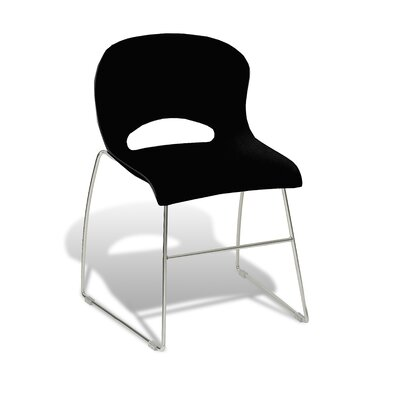 In store financing Side Chair Chair Finish: Black and ...