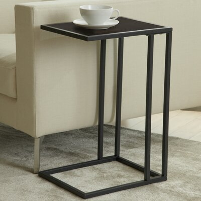 Parson End Table Finish: Espresso