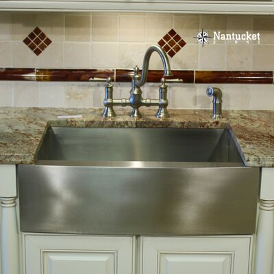 Pro Series 30 x 20 Farmhouse/Apron Kitchen Sink