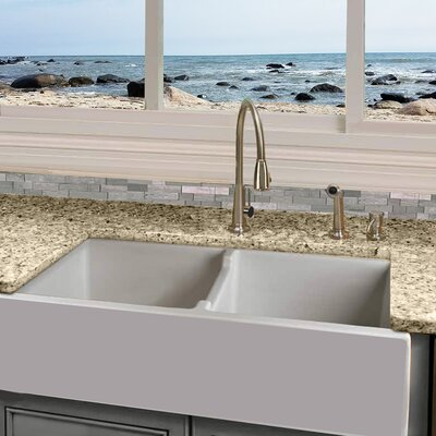 Cape 39.5 x 18 Apron Sink