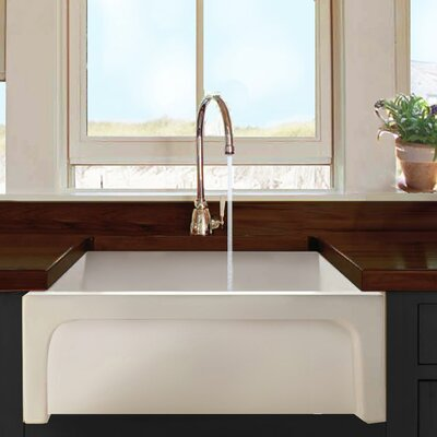 Cape 30 x 18 Farmhouse/Apron Kitchen Sink