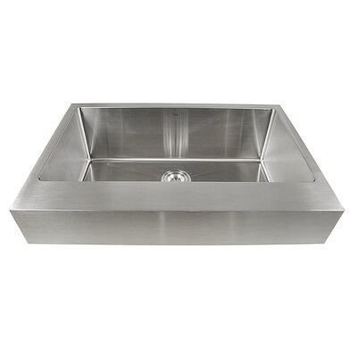 Patented 30 x 21.25 Farmhouse Kitchen Sink