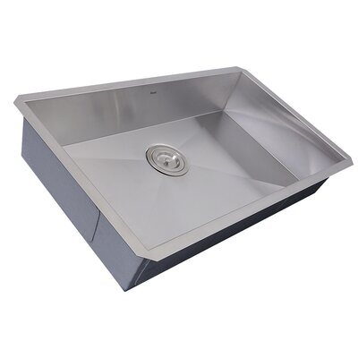 Pro Series 30 x 18 Undermount Kitchen Sink