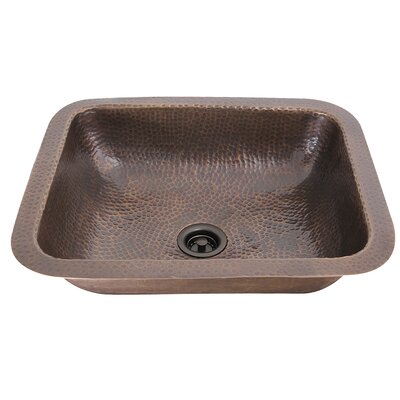 Brightwork Home 15 x 12 Undermount Bar Sink