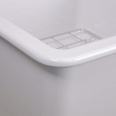 Cape Dual Mount 18 x 18 Drop-In Kitchen Sink