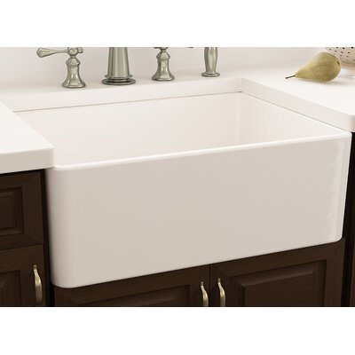 Cape 30.25 x 18 Farmhouse/Apron Kitchen Sink