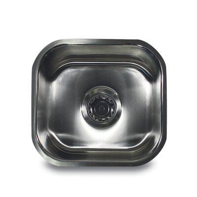 Sconset 13 x 13.75 Bar Sink