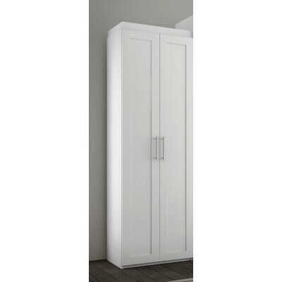 Shaker Armoire Finish: Off White