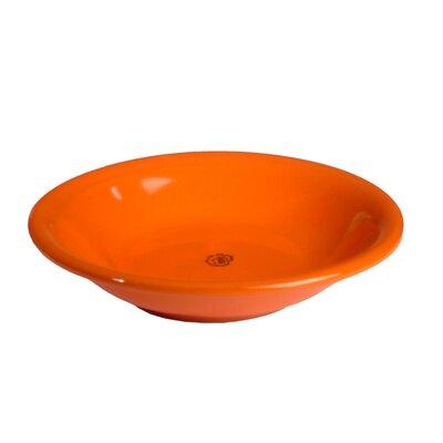 Mamma Ro 8.5 Pasta Plate In Orange (set Of 4)