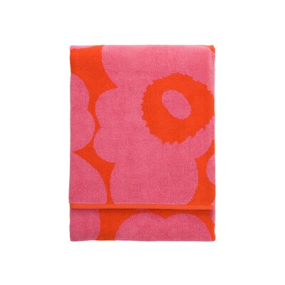 Unikko Beach Towel