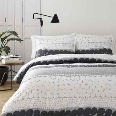 Jurmo Duvet Cover Set Size: Twin
