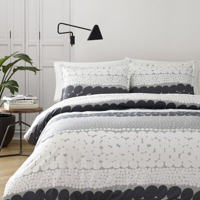 Jurmo Reversible Comforter Set Size: Twin