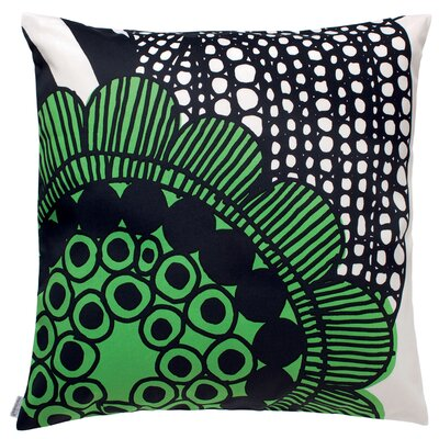 Siirtolapuutarha Cotton Pillow Cover