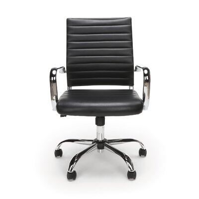 Twelveoak Ribbed Executive Chair ORNL1572 44992754