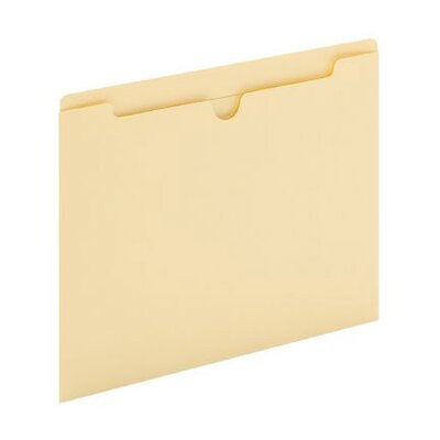 Globe-Weis 11 pt. Manila Letter Size File Jacket (Set of 100) at Sears.com