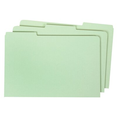 25 pt. Legal Size Pressboard Guide (Set of 5) GLW9324P